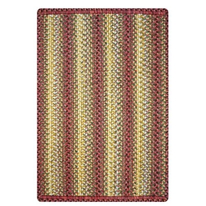 "Homespice Decor 20"" x 30"" Rect. Madrid Ultra Durable Braided Slim"