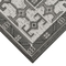 "Liora Manne Carmel Kilim Indoor/Outdoor Rug Grey 7'10""x9'10"""