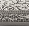 "Liora Manne Carmel Mosaic Indoor/Outdoor Rug Grey 23""x7'6"""
