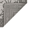 """Liora Manne Carmel Mosaic Indoor/Outdoor Rug Grey 6'6""""x9'4"""""""