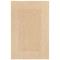 """Liora Manne Carmel Gingham Border Indoor/Outdoor Rug Sand 4'10""""x7'6"""""""