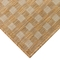 "Liora Manne Carmel Gingham Border Indoor/Outdoor Rug Sand 6'6""x9'4"""