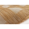 "Liora Manne Carmel Gingham Indoor/Outdoor Rug Sand 23""x7'6"""