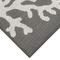 "Liora Manne Carmel Coral Border Indoor/Outdoor Rug Grey 7'10""x9'10"""