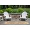 "Liora Manne Carmel Seashell Border Indoor/Outdoor Rug Sand 23""x7'6"""