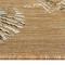 "Liora Manne Carmel Seashell Border Indoor/Outdoor Rug Sand 7'10"" RD"