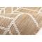 """Liora Manne Carmel Chevron Indoor/Outdoor Rug Sand 7'10""""x9'10"""""""