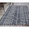 "Liora Manne Carmel Chevron Indoor/Outdoor Rug Navy 39""x59"""