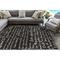 """Liora Manne Frontporch Bistro Indoor/Outdoor Rug Slate 42""""x66"""""""