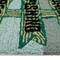 "Liora Manne Frontporch Fishing Bears Indoor/Outdoor Rug Green 20""x30"""