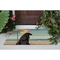 "Liora Manne Frontporch Parasol And Pup Indoor/Outdoor Rug Multi 24""x36"""