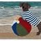 """Liora Manne Frontporch Coastal Dog Indoor/Outdoor Rug Ocean 20""""x30"""""""