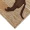 """Liora Manne Frontporch Coastal Dog Indoor/Outdoor Rug Ocean 24""""x36"""""""