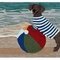 "Liora Manne Frontporch Coastal Dog Indoor/Outdoor Rug Ocean 30""x48"""