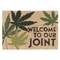 "Liora Manne Frontporch Welcome To Our Joint Indoor/Outdoor Rug Natural 20""x30"""