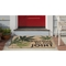 """Liora Manne Frontporch Welcome To Our Joint Indoor/Outdoor Rug Natural 20""""x30"""""""