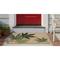 "Liora Manne Frontporch Laughing Grass Indoor/Outdoor Rug Natural 30""x48"""