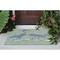 """Liora Manne Frontporch Blue Heron Indoor/Outdoor Rug Lake 24""""x36"""""""