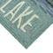 """Liora Manne Frontporch Live Love Lake Indoor/Outdoor Rug Water 30""""x48"""""""