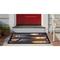 """Liora Manne Frontporch Paddles Indoor/Outdoor Rug Navy 30""""x48"""""""