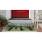 "Liora Manne Frontporch Take A Hike Indoor/Outdoor Rug Forest 20""x30"""