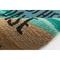 """Liora Manne Frontporch Beach Paradise Indoor/Outdoor Rug Ocean 24""""x60"""""""