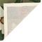 "Liora Manne Frontporch Ladybugs Indoor/Outdoor Rug Green 24""x36"""