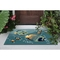 "Liora Manne Frontporch Aquarium Indoor/Outdoor Rug Ocean 30""x48"""