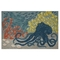"Liora Manne Frontporch Octopus Indoor/Outdoor Rug Ocean 20""x30"""
