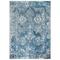 """Liora Manne Marina Kashan Indoor/Outdoor Rug Blue 4'10""""x7'6"""""""