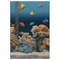 "Liora Manne Marina Aquarium Indoor/Outdoor Rug Ocean 7'10""x9'10"""