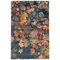 "Liora Manne Marina Fall In Love Indoor/Outdoor Rug Multi 23""x7'6"""