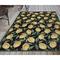 "Liora Manne Ravella Lemon Indoor/Outdoor Rug Black 5'x7'6"""