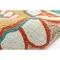 """Liora Manne Ravella Florentine Indoor/Outdoor Rug Sand 7'6""""x9'6"""""""