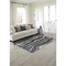 "Liora Manne Ravella Ipanema Indoor/Outdoor Rug Blue/grey 7'6""x9'6"""