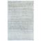 "Liora Manne Rialto Tribal Stripe Indoor/Outdoor Rug Aqua 6'6""x9'4"""