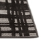 "Liora Manne Rialto Grid Indoor/Outdoor Rug Charcoal 6'6""x9'4"""