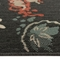 "Liora Manne Riviera Jellyfish Indoor/Outdoor Rug Charcoal 23""x7'6"""