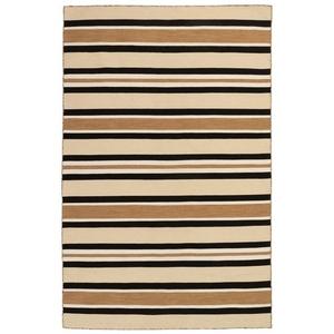 "Liora Manne Sorrento Cabana Stripe Indoor/Outdoor Rug Sisal 24""x36"""