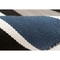 "Liora Manne Sorrento Cabana Stripe Indoor/Outdoor Rug Navy 24""x8'"