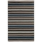 "Liora Manne Sorrento Cabana Stripe Indoor/Outdoor Rug Navy 7'6""x9'6"""