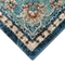 "Liora Manne Ashford Medallion Indoor Rug Blue 39""x59"""