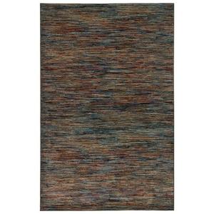 """Liora Manne Ashford Stripe Indoor Rug Multi 7'10""""x9'10"""""""