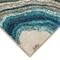 "Liora Manne Ashford Agate Indoor Rug Blue 5'3""x7'6"""