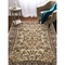 Liora Manne Caspian Sarouk Indoor Rug Ivory 4 Piece Set
