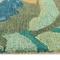 "Liora Manne Corsica Panorama Indoor Rug Blue/Green 24""x7'6"""