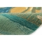 "Liora Manne Corsica Panorama Indoor Rug Blue/Green 42""x66"""