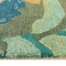 Liora Manne Corsica Panorama Indoor Rug Blue/Green 5'x7'6""