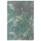 "Liora Manne Corsica Storm Indoor Rug Aqua 24""x7'6"""