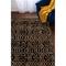 "Liora Manne Cyprus Batik Indoor Rug Brown/Tan 5'x7'6"""